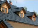 ferestre pentru acoperis terasa. De ce sa optezi pentru acoperis din tabla faltuita