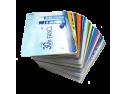 ID System - Carduri de fidelitate PVC de top