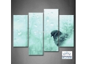 Imperial Glass-Sticla vopsita, noul trend in materie de amenajari interioare!