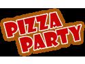 In Cluj-Napoca Pizza Party face zilnic livrari pizza la domiciliu