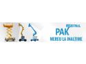 inchiriere. Inchiriere nacele cu Pak Industrial – ajutor profesionist in orice imprejurare!