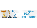 industrial. Inchiriere nacele cu Pak Industrial – ajutor profesionist in orice imprejurare!