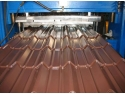 alfa metal machinery. Linii de productie table tip tigla doar cu Hi-Tech Machinery!