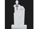 glaf marmura. Moramart te invata cum sa pastrezi amintirea vie a celor plecati din aceasta lume cu monumente funerare marmura!