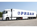 transport. Opran - transportator roman