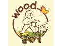 wood. Bucuria copilului tau are un nume: Wood Joy!