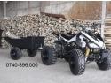 remorci. Remorci ATV – utile in orice gospodarie