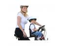 intretinere bicicleta. Scaun bicicleta bebe – siguranta in utilizare, de la WeeRide!