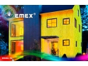 home deco. Tencuiala decorativa Emex cu durata de 10 ani garantat