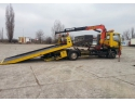 Tractari auto Bucuresti, servicii de top numai cu Cris Power Logistic!