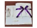 new collection. Trusouri pentru botez – produse speciale oferite de catre cei de la Nikos Collection!