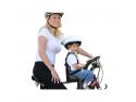 bicicleta ktm. Weeride, cel mai comod si sigur scaun de bicicleta pentru copii