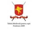 festivalul medieval sibiu 2011. S-a deschis tabara medievala pentru copii Postavaru