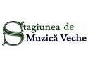 Concertul de deschidere al Stagiunii de Muzica Veche