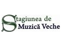 muzica veche. Concertul de deschidere al Stagiunii de Muzica Veche
