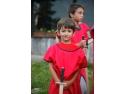 festivalul medieval sibiu 2011. A început Tabăra Medievală pentru Copii !