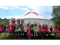 Cum să predai copiilor limba germană într-un mod distractiv - un parteneriat inedit între iQWeLT şi Tabăra Medievală pentru Copii