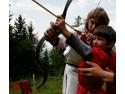 S-a deschis Tabăra Medievală pentru copii