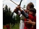 carnaval medieval. Tabăra medievală pentru copii