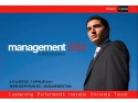management plagi. Viitorul in management si leadership incepe acum!