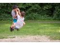 Cum sa pregatesti un loc de joaca pentru copii  -  tobogane, casute de copii casa de expeditii