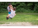 Cum sa pregatesti un loc de joaca pentru copii  -  tobogane, casute de copii excursie transfagarsan