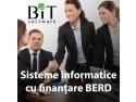 program gestiune. Sisteme integrate de gestiune cu finantare BERD