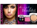 ochi caprui. Gama de produse cosmetice L.A. COLORS®, acum și în România! Prețuri promoționale în perioada 3-5 decembrie!