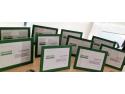 Diplome de apreciere pentru CGS