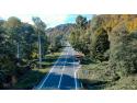 """Proiectul """"DN1 -Traseu de Bun-Simt Turistic"""" continua la Brasov prin reamenajarea celei de a patra parcari"""