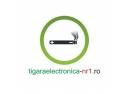 Cel mai promitator brand romanesc. tigara electronica nr1