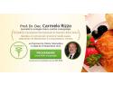 nutriţie. Prof. Dr. Doc. Carmelo Rizzo va fi prezent la Clinica Telemedica în data de 25 Noiembrie 2014