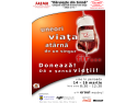 """Federatia Asociatiilor Studentilor in Medicina din Romania (FASMR) si LaborMed Pharma  lanseaza Campania de """"Daruieste din inima"""""""