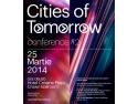 Cities of Tomorrow aduce arhitecţi de talie mondială la Bucureşti