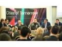 talie. Cities of Tomorrow aduce arhitecţi de talie mondială la Bucureşti