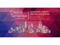 Ministerul Dezvoltarii Regionale si Turismului. Cities of Tomorrow#4