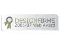 Web site-ul Cratima a primit primul sau premiu pentru web design