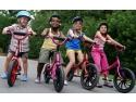 trotineta pliabila. Cele 5 criterii după care alegem o tricicletă, o trotinetă sau o bicicletă pentru copii ?