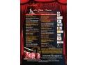 Spectacole pe care le puteti vedea in luna iunie la Gradina Festivalului La Conu' Iancu