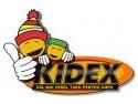 Cel mai vesel targ pentru copii, KIDEX,  isi va deschide portile in luna cadourilor la Romexpo !
