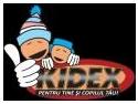 Andrei si Andreiute, KIDEX va sarbatoreste! De maine incepe distractia, la KIDEX.