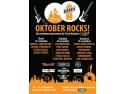 Oktober Rocks! – Festivalul de rock al celei mai mari berarii din estul Europei