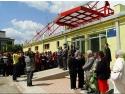 De ziua copilului a fost inaugurată o nouă sală de sport