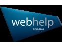 proiecte majore. Webhelp Romania