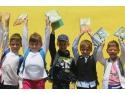 ADOR Copiii. Asociația Curtea Veche împreună cu International British School of Bucharest, donație de carte pentru copiii din Negoiești