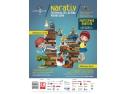 Încep înscrierile la NARATIV - festivalul pentru copii  care promovează cititul de plăcere!
