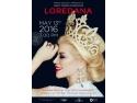 new york dress. Loredana, concert caritabil la New York pentru educația copiilor din România