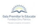 Ultima luna de inscrieri la Gala Premiilor in Educatie – Fundatia Dinu Patriciu