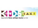 Taxi personalizat pentru copii