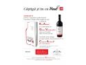 Conacul Castanilor. Abonament cu cadouri garantate la Vinul.Ro
